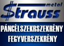 Strauss Metal kft Páncélszekrény fegyverszekrény, lakossági széf olcsón